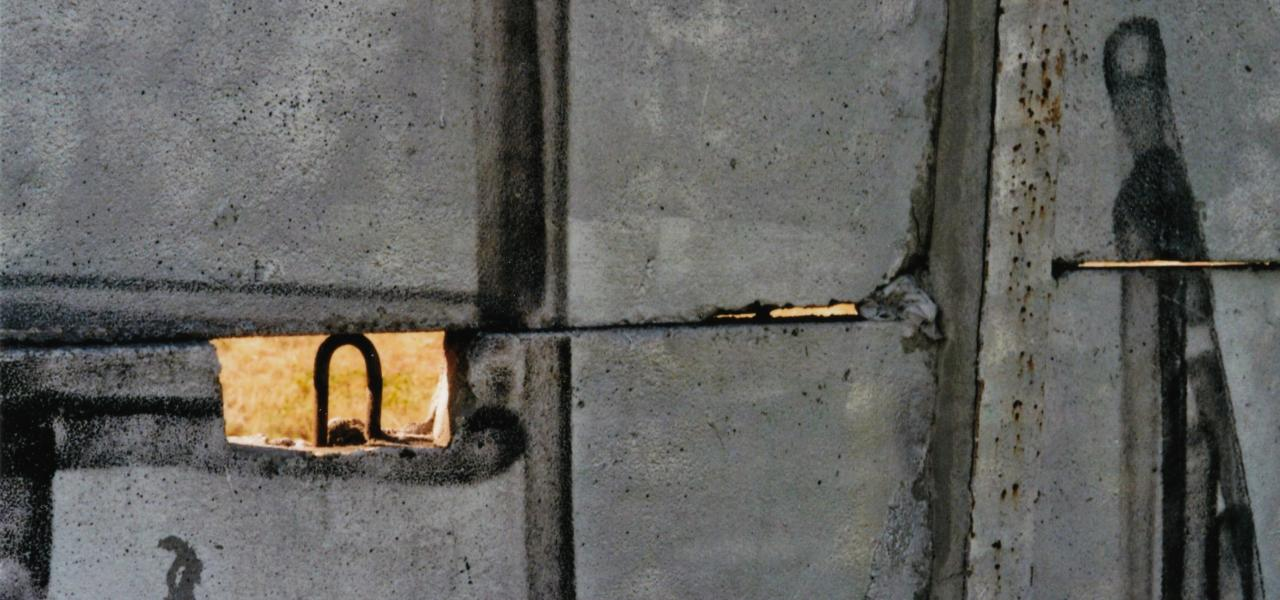Hinterlandmauer Berlin © Jan Smacka